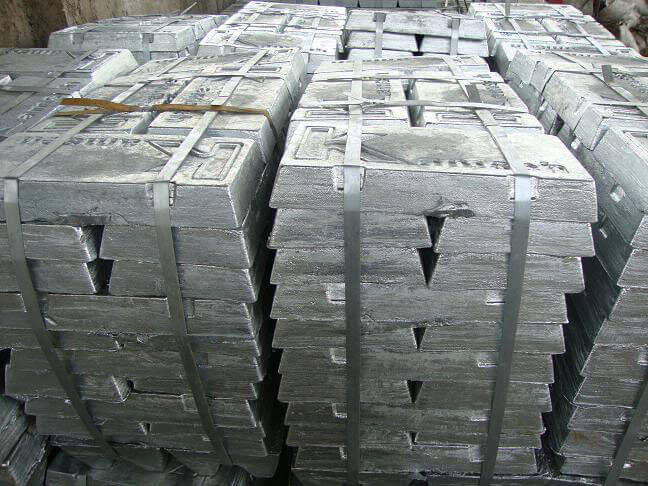 Zinc Ingots (HG or SHG or Scull) Scrap