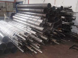 Stainless Steel 304 pipes Scrap