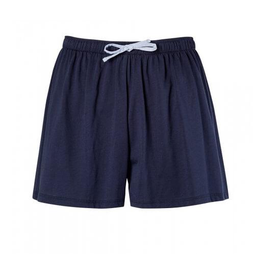 Womens Cotton Lounge Shorts