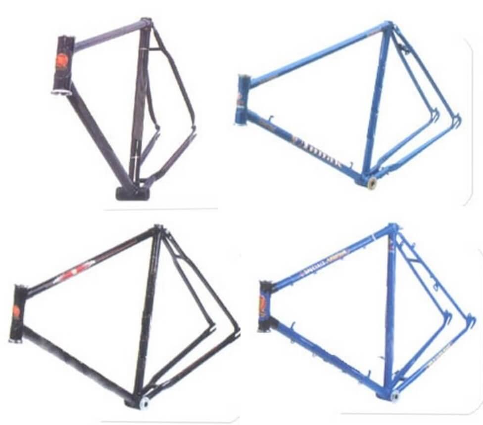 Bicycle Frames