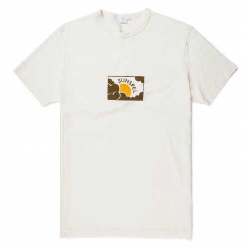 Mens Long-Staple Cotton T-Shirt Printed