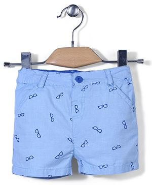 Kids Shorts Printed