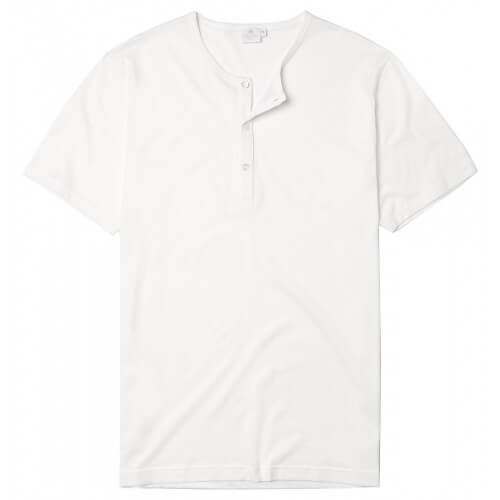 Mens Long-Staple Cotton T-Shirt
