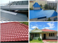 Steel Sheets Color Galvanized