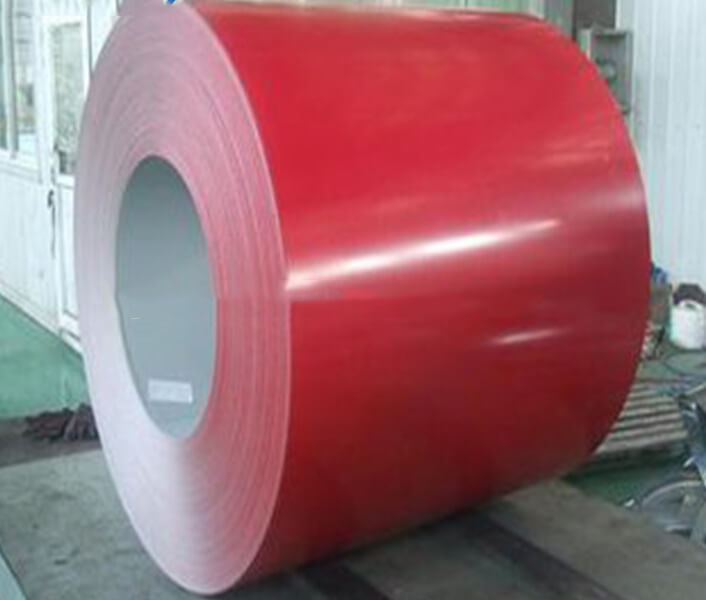 Steel Coil or PPGI Coil Prepainted