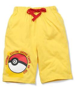 Kids Casual Shorts Printed-2
