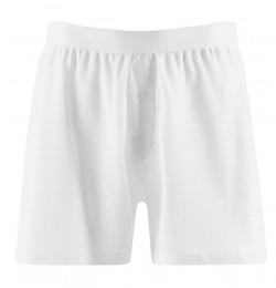 Unisex Cotton One Button Short