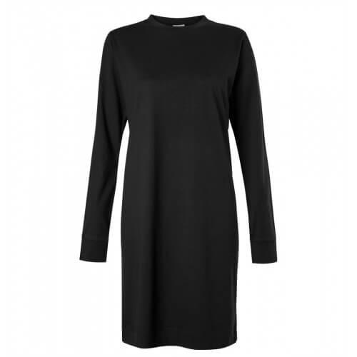 Womens Mid-Weight Long-Staple Cotton Dress