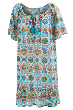 Womens Riviera Relaxed Dress