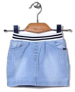 Kids Denim Skirt