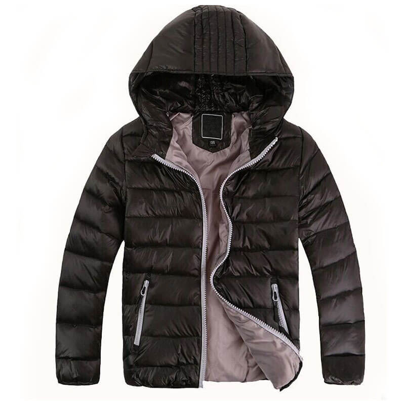 Boys Warm Winter Jacket