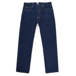 Mens Denim Straight Leg Jeans