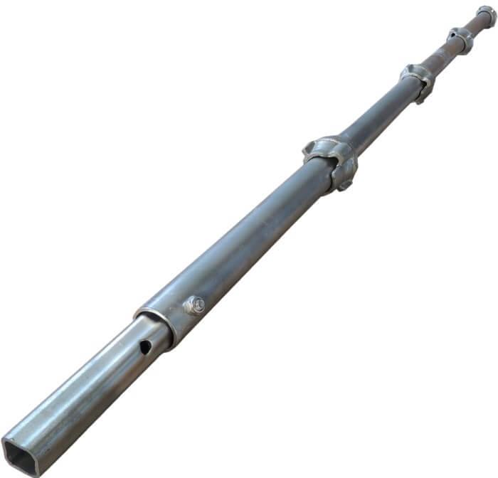 Vertical Standard - Cuplock Scaffolding