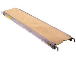 Aluminum or Plywood Scaffold Deck or Plank or Walkboard