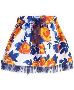 KIds Skirt Printed