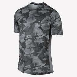 Mens Running Wear Shirt Polyester