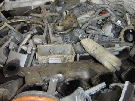 Aluminium Scrap - Tense2