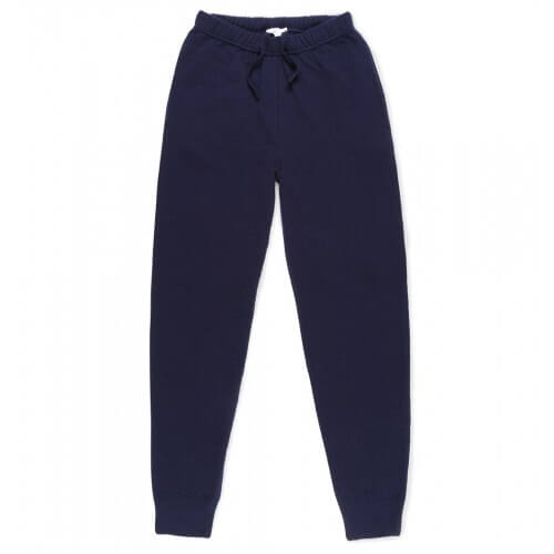Womens Cashmere Track Pant