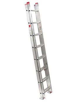 Aluminium Folding Extension Ladder