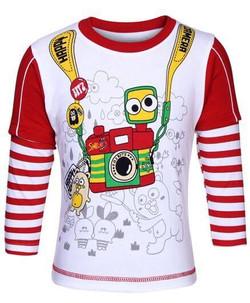 Kids Doctor Sleeves T-Shirt Printed