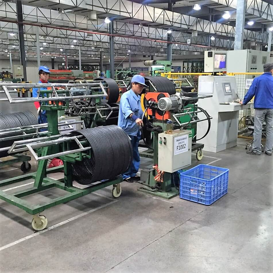 Tyre & Tube Factory Picture