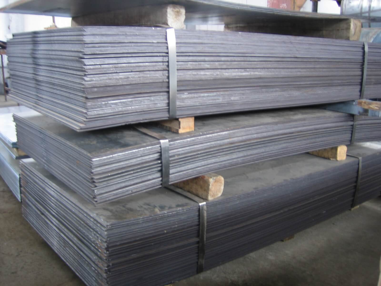 Steel Sheet Hot Rolled (HR)