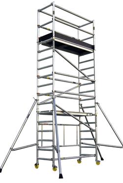 Aluminium Scaffold Ladder Tower System