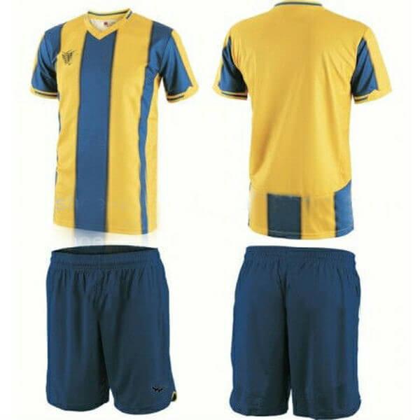 Unisex Sports Jersey Shirt Short Uniform