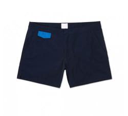 Mens Swim Short With Contrast Pocket