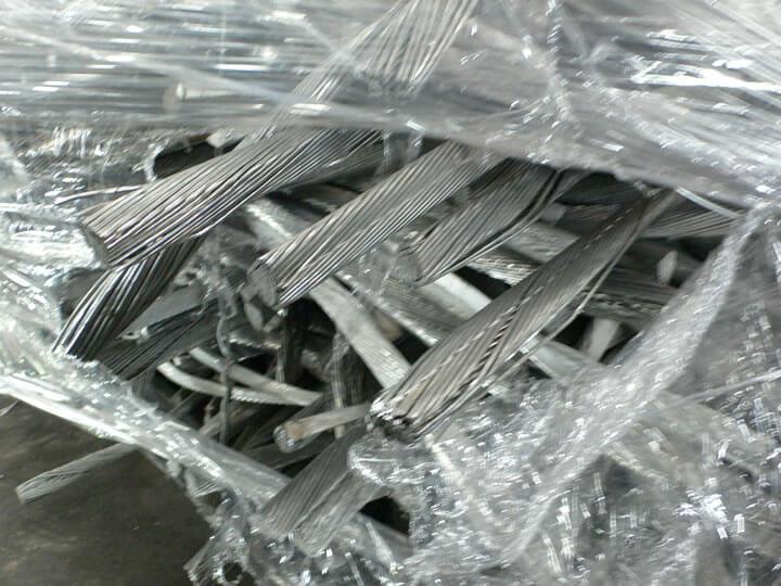 New Pure Aluminium Wire and Cable - Talon Scrap