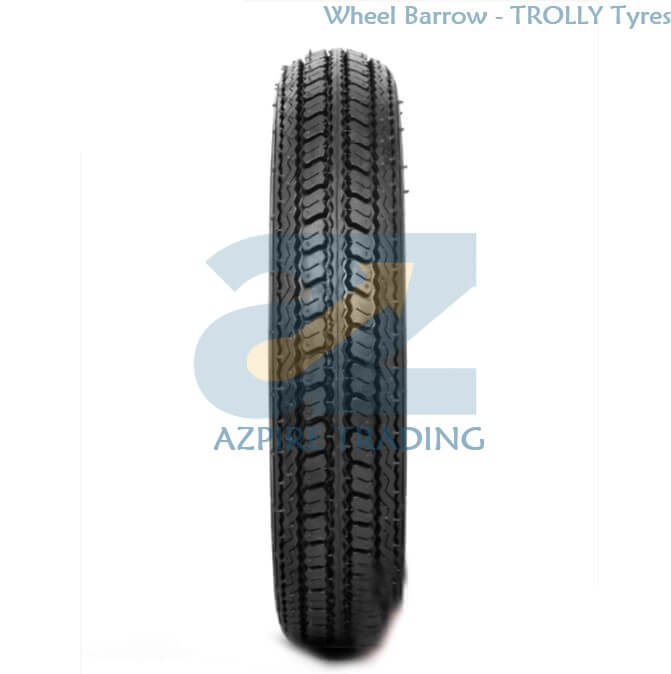 AZ-WB-004 - Wheelbarrow Trolly Tyre