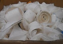 Siliconised Paper Scrap