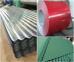 Corrugated & Plain Sheets