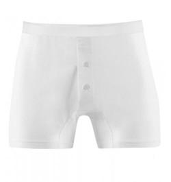 Mens Cotton Two-Button Short