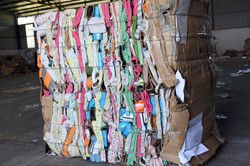 Textile Tubes Scrap