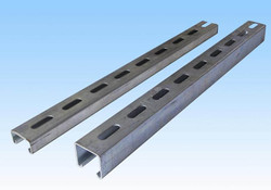 C Channel Slotted Steel Bar