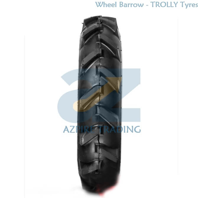 AZ-WB-002 - Wheelbarrow Trolly Tyre