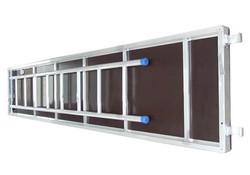 Aluminum Hatch Deck Scaffolding Trapdoor Plank with Ladder