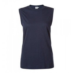 Womens Cotton Relaxed Tank Top