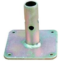 Base Plate Galvanised