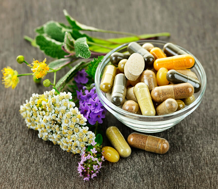 Nutraceuticals & Food Supplements