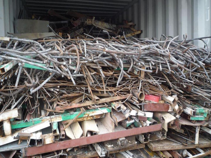 Heavy Melting Steel Scrap (HMS 1) ISRI code 200-202