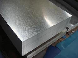 Steel Plain Flat Sheet Galvanized