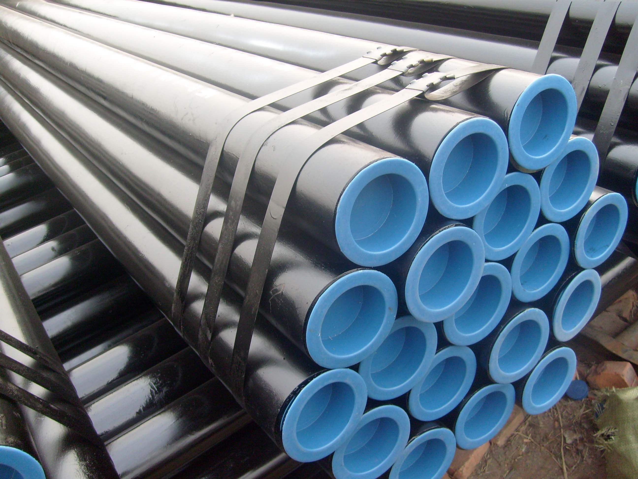 Seamless Carbon Steel Pipe (High Quality)