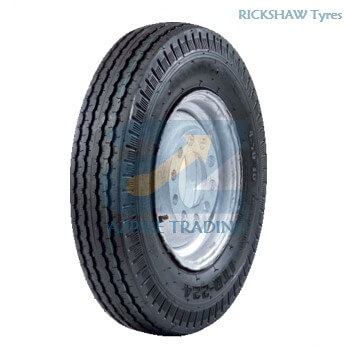 Rickshaw Tyre - AZ-RK-006