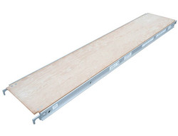 Aluminum Plywood Walk Board