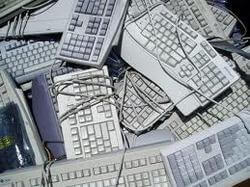 Keyboard & Other Computer Scrap