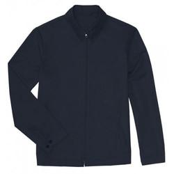 Mens Cotton Twill Harrington Jacket