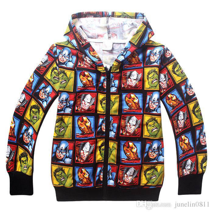 Childrens Casual Coats