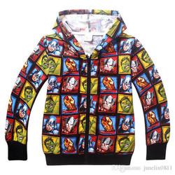 Childrens Casual Coats